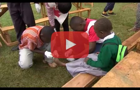 When BBC South Today Came To Kenya (Part 1) | The Nasio Trust